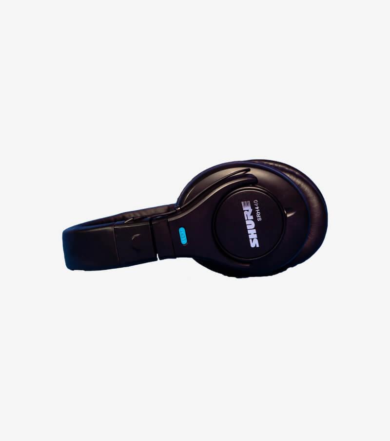 Wireless Bluetooth Headphones with Alexa Voice Control, Black